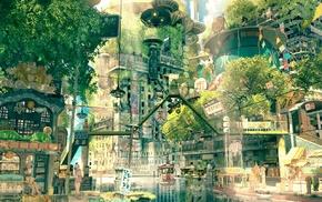 Imperial Boy, animation, artwork