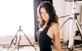 actress, blue eyes, girl, Olivia Wilde
