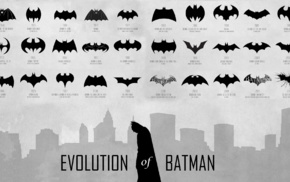 Batman logo, Batman, movies