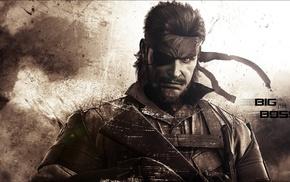 Zeph, Metal Gear Solid, Big Boss