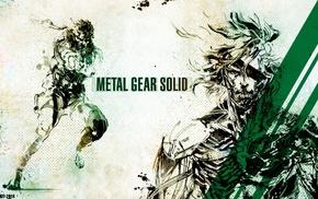 Raiden, Solid Snake, Metal Gear Solid
