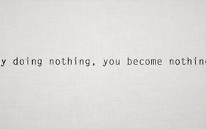 цитата, минимализм
