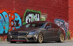 supercar, wall, cars, graffiti