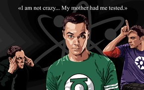 Sheldon Cooper, The Big Bang Theory, quote