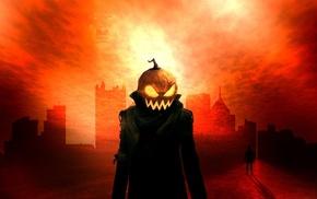 badass, pumpkin