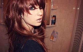 lolina green, bloodsuccubus, model, girl