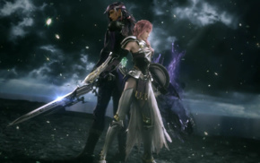 Final Fantasy XIII, Claire Farron