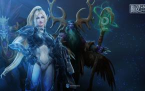 World of Warcraft, игры, Blizzard Entertainment, Starcraft II