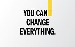 мотивация, типография, белый фон