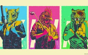 video games, Hotline Miami