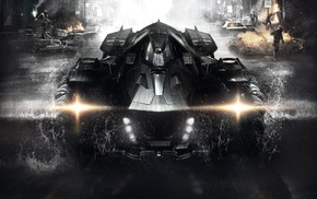 Batman, video games, Batman Arkham Knight, DC Comics, Rocksteady Studios