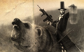 humor, Abraham Lincoln