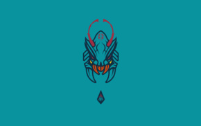 Dota 2, minimalism, PC gaming, Weaver