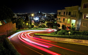 lights, USA, street, lighting, stunner