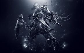 death, Darksiders 2