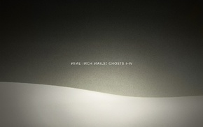 Nine Inch Nails, ghosts