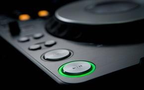 mixing consoles, DJ