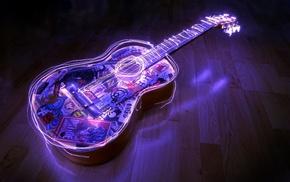 guitar, super