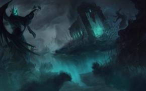Harrowing, Halloween, Darksiders 2
