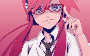 Neon Genesis Evangelion, Makinami Mari Illustrious, anime