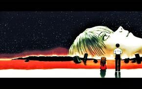 Neon Genesis Evangelion, anime