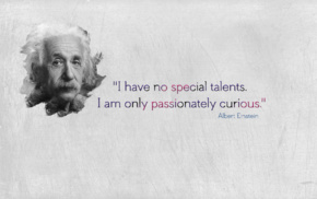 Albert Einstein, quote, history, science
