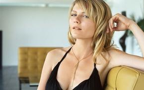 девушка, блондинка, актриса