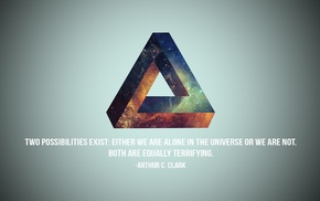 typo, quote, Penrose triangle