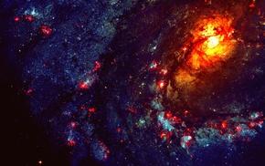 вселенная, космос, галактика