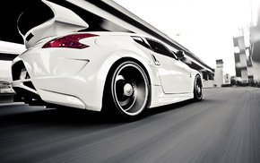 cars, sports, white