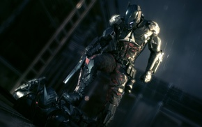 Batman Arkham Knight, Batman, video games, Gotham City, Rocksteady Studios