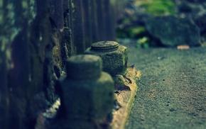 green, rust