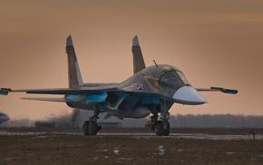 army, Sukhoi Su, 34