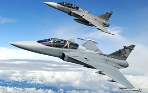 army, Swedish Air Force, JAS, 39 Gripen, saab