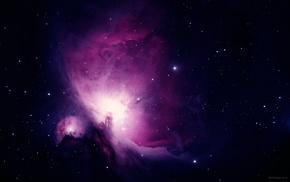 Orion, space, space art, nebula