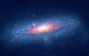 космос, галактика, звезды