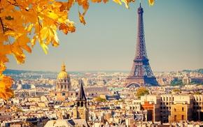 France, Paris, cities