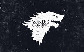 Game of Thrones, sigils, House Stark