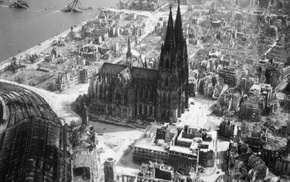 Cologne Cathedral, World War II