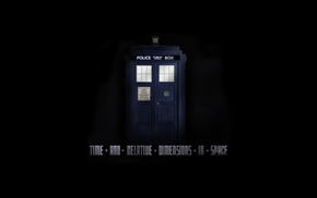 time travel, TARDIS, The Doctor, Doctor Who