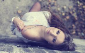 model, tattoo, lies, photo, girls