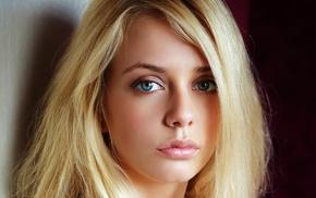 girl, blonde, girls, face, lips