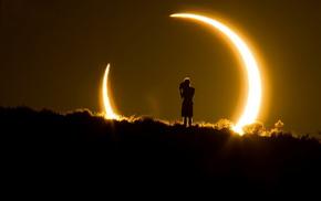 Sun, silhouette, stunner, USA