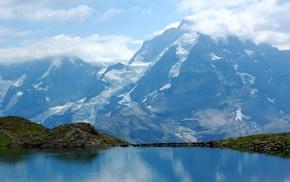 nature, mountain