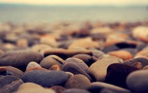 rock, beach