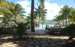 tropics, summer, beach, sea