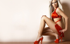 блондинка, тема, девушка, секси, фото, позирует