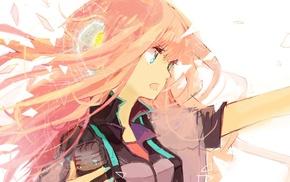 Vocaloid, Megurine Luka, anime, anime girls