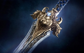 World of Warcraft, movies, video games, Alliance, lion, Warcraft