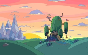 Adventure Time, cartoon